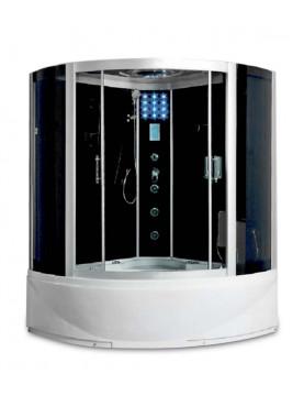 Aqualife Brill 8852 G hidromasszázs zuhanykabin 150x150x215 cm