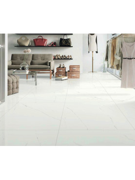 Italica Carara Bianco 60x60 járólap 1,44 m2