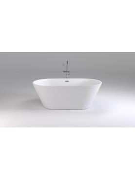 Aquatrend Kád London Fehér / White 170x70x58 szabadonálló akril