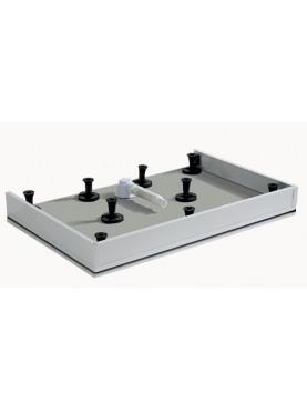 Aquatrend Zuhanytálca előlap MMS-108-A